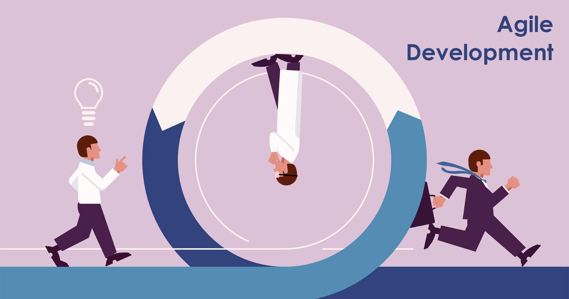 Agile Development – Precision and Flexibility Together