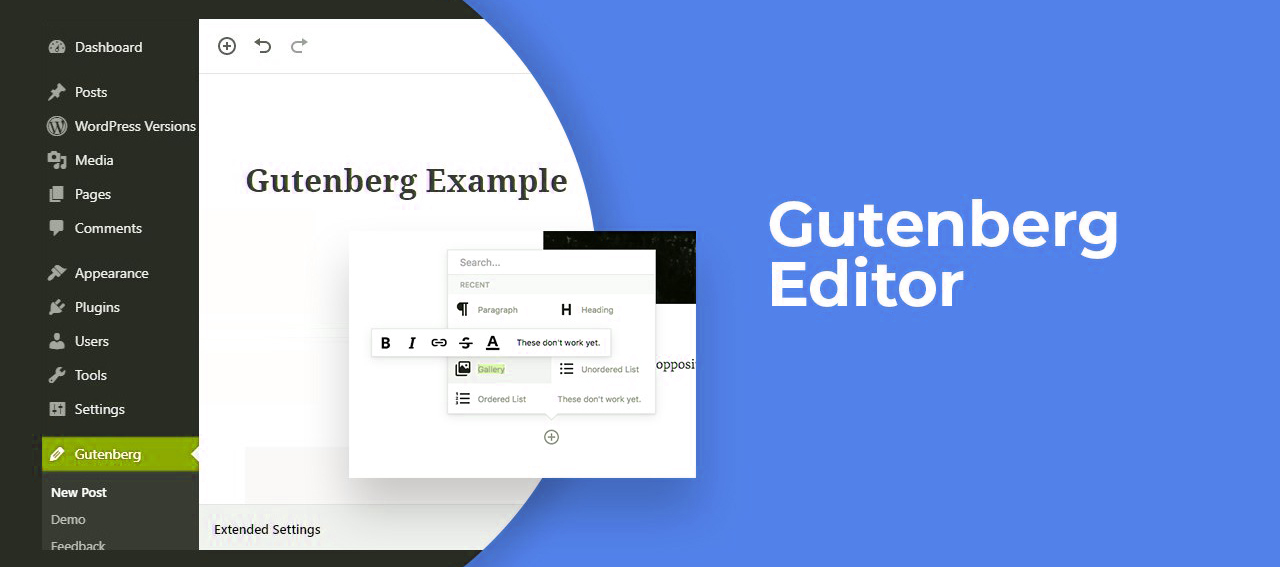 Ways WordPress 5.0's Gutenberg Will Affect Your Business or Nonprofit in
