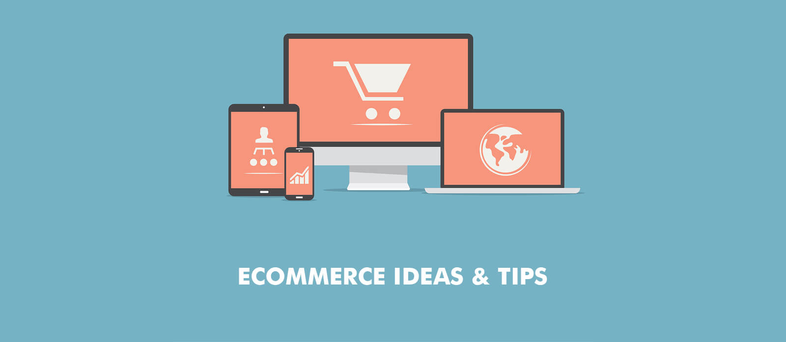 Small ecommerce businesses strategies, ideas & tips.
